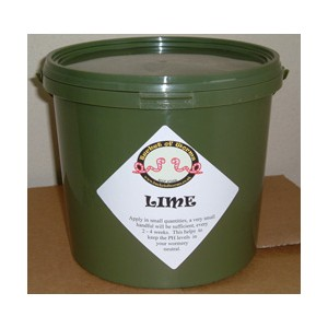 4kg bucket of Lime