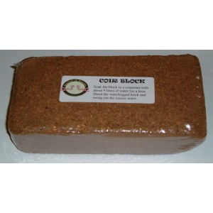 Pack of 4 Coir Blocks